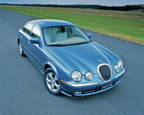 Jaguar S Type Parts WEB